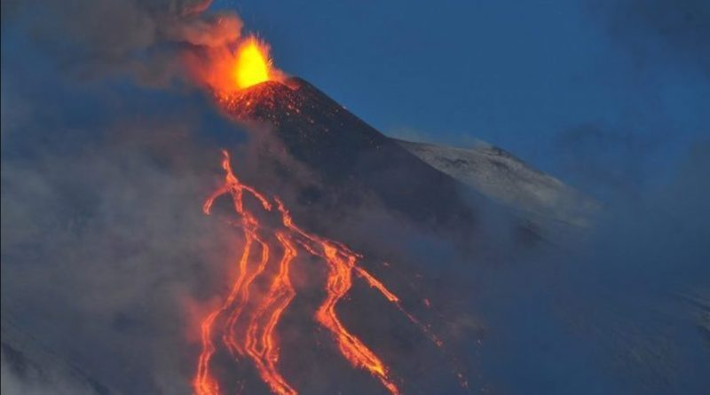 Ismét kitört az Etna – szellemtudományos háttér