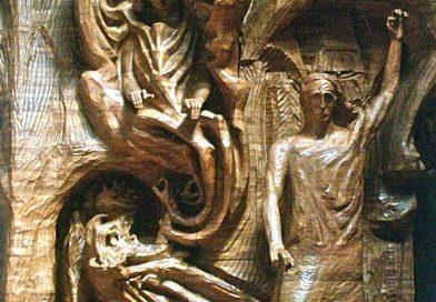 A golgotai misztérium a földön élő és ható realítás